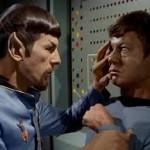 MIND MELD Spock