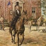 "Lincoln on ""Old Bob"""