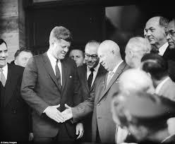 JFK Kruschev
